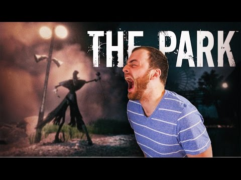 I'M NOT PLAYING THIS GAME | The Park |