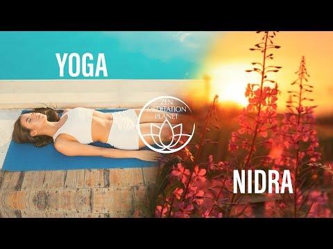 Yoga Nidra Music - Yogic Sleep Meditation, Deep Sleep Playlist