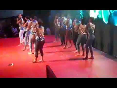 Twan twan (african dance) YR:1303 SGS 2018