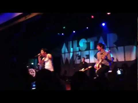 Yeah x3 - Allstar Weekend (LIVE COVER)