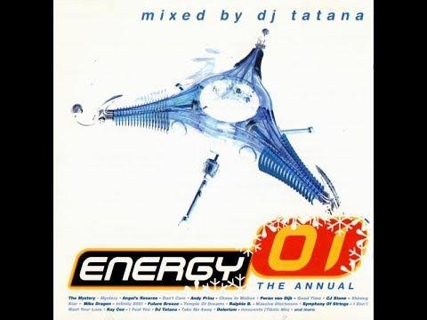 Energy 01 The Annual - Mixed By DJ Tatana
