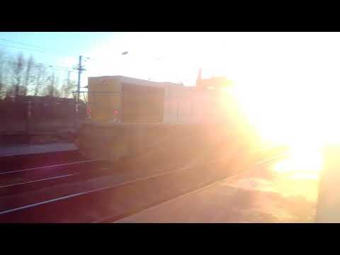 Passage de la G 1206 ETF HLP en gare d'Henin-Beaumont