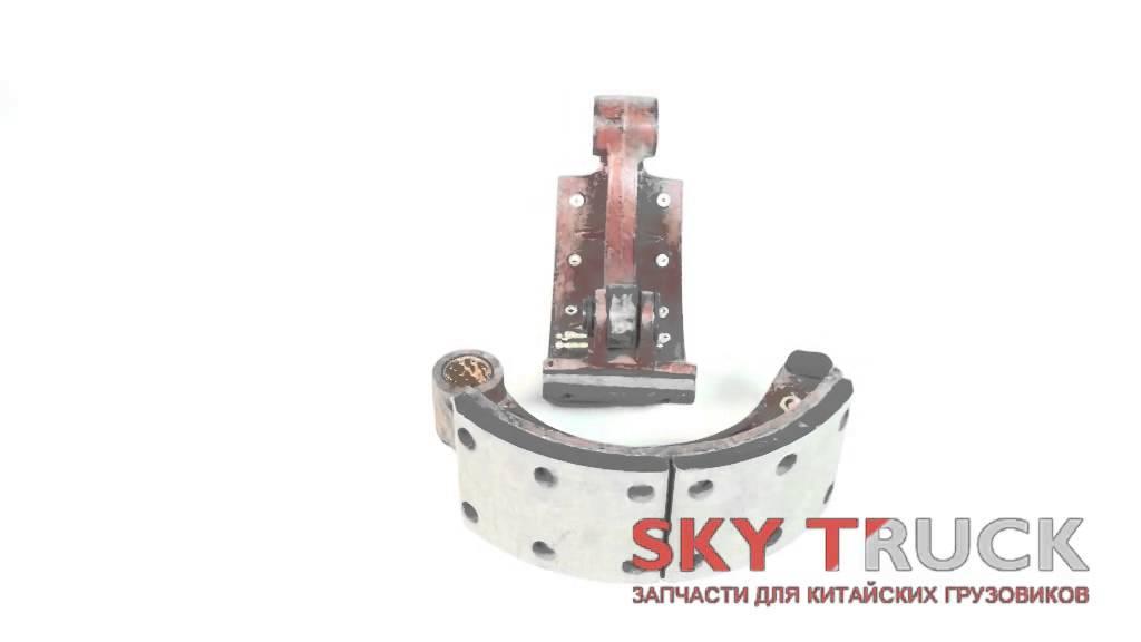 Колодка тормозная задняя в сборе (мост Steyr)