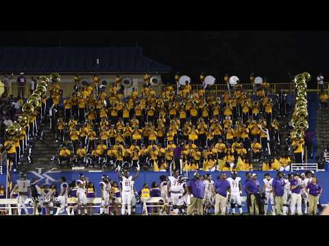Miles College Marching Band - Rover - 2018