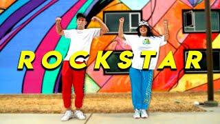 ROCKSTAR - Da Baby ft Roddy Ricch Dance   Matt Steffanina & Samantha Caudle