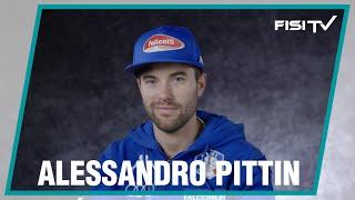 Alessandro Pittin: 'Ho lavorato molto sul salto'