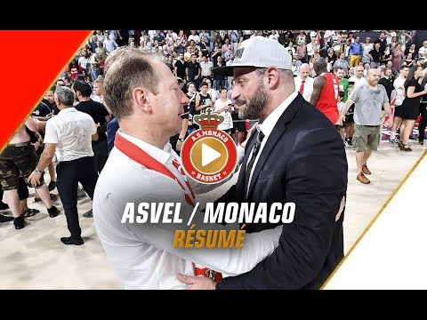 PLAYOFFS — ASVEL 66 - 55 Monaco — Finale, Épilogue — Highlights
