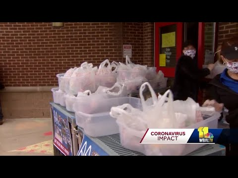 Anne Arundel County School System Served 1M Meals To Children, Families
