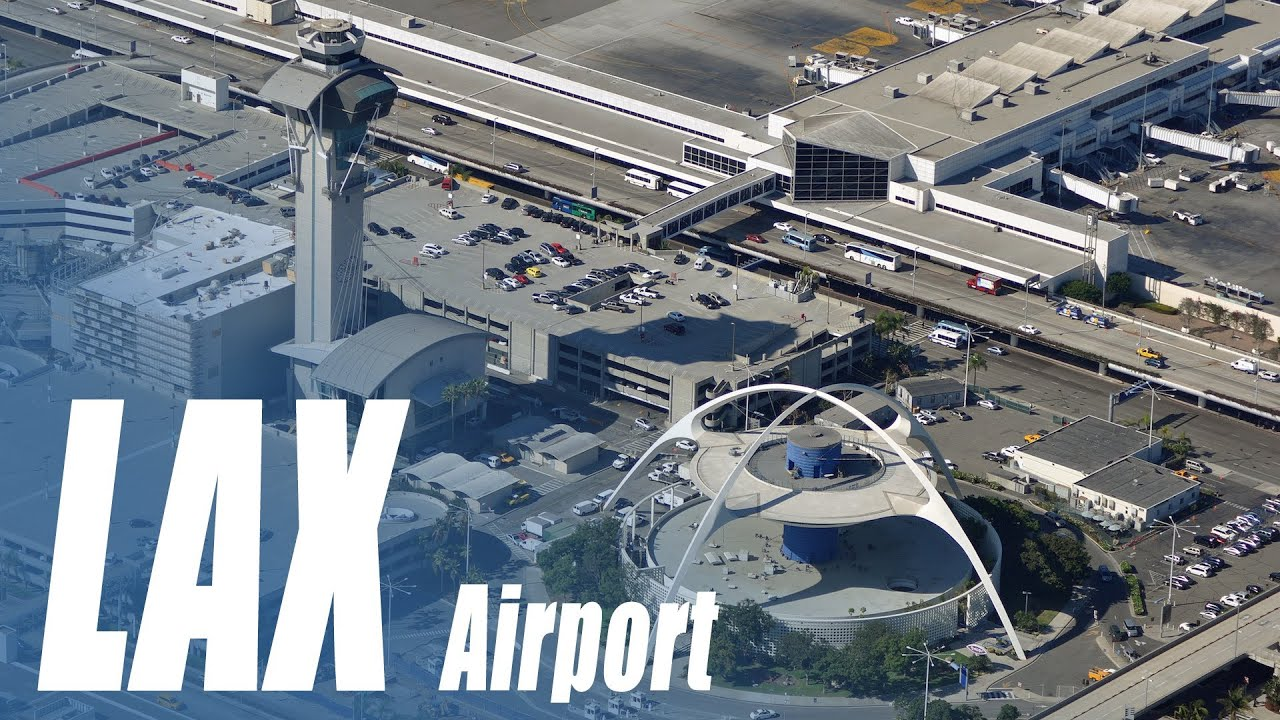 Image gallery lax airport for Lax parking closest to airport
