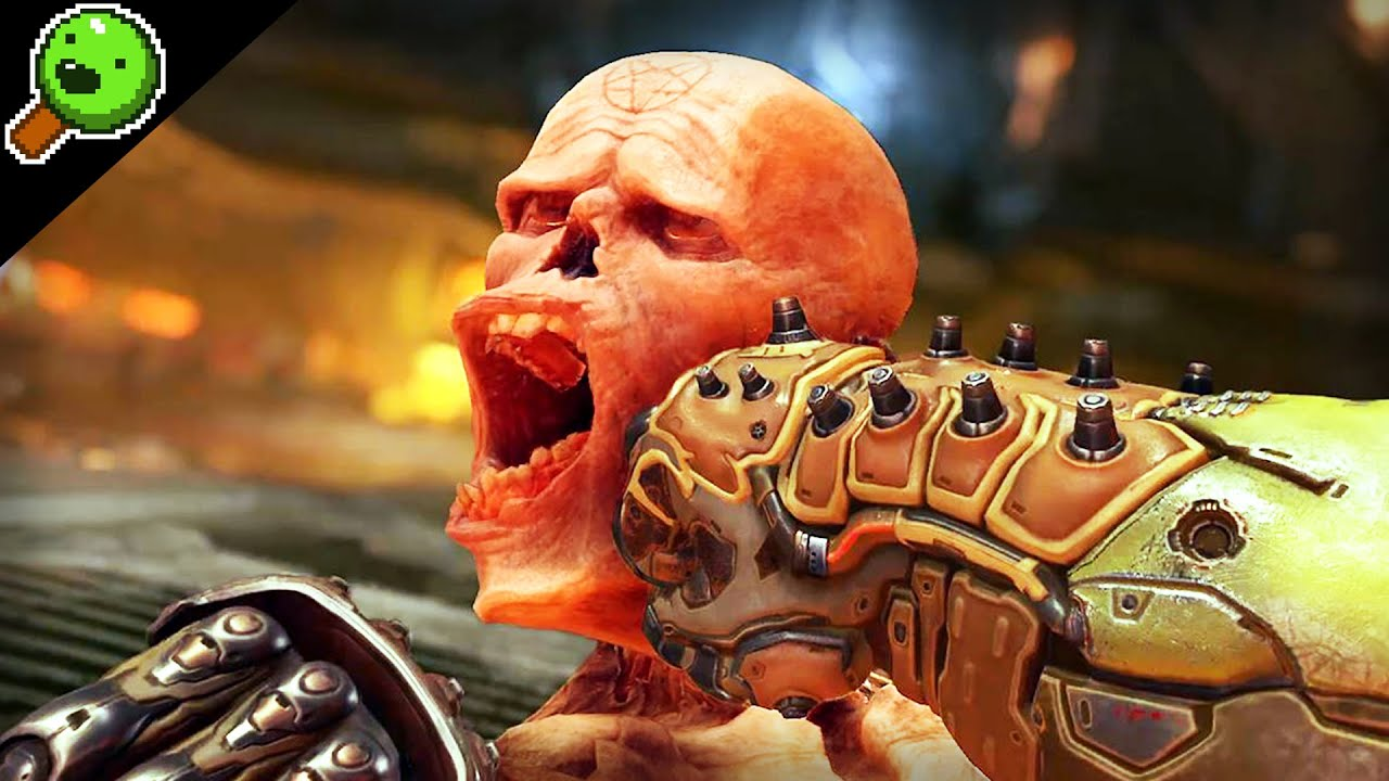 Download Developing Anger Issues in DOOM Eternal