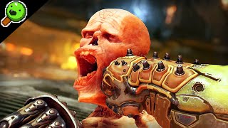 Developing Anger Issues in DOOM Eternal