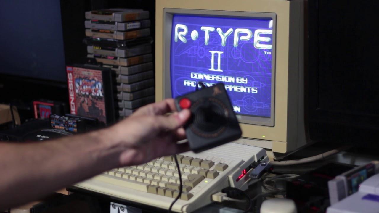 Controles Do Atari Flashback 8 Um Dos Melhores Para Retrogames