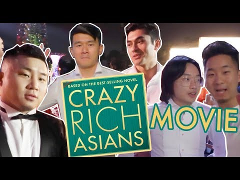 WE MET THE CAST OF CRAZY RICH ASIANS IN SINGAPORE (And Got In The Movie)