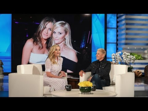 Jennifer Aniston Settles Whether She&39;s Better Friends with Ellen or Reese Witherspoon