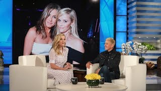 Reese Witherspoon insisted she is better friends with Jennifer Aniston than Ellen, so Ellen decided to go straight to the source and called Jennifer to settle the dispute once and for all.  #ReeseWitherspoon #JenniferAniston #TheEllenShow