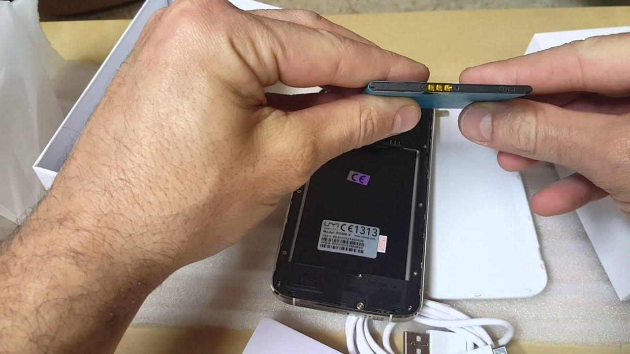 UMI Rome X - Отзыв, поломки и усиление антенны фольгой - YouTube