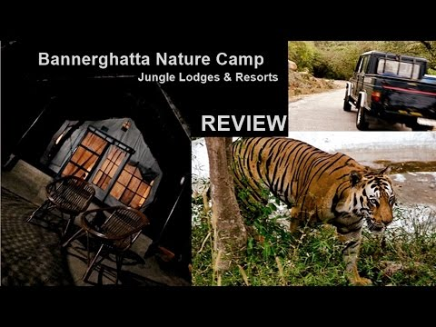 Bannerghatta Nature Camp - Jungle Lodges & Resorts - REVIEW