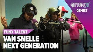 SBMG - Hard Gaan & Broederliefde - Het Is Een Feit (Van Snelle Cover) | FunX Talent Next Generation