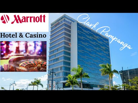 NEW Marriott Hotel & Casino - Clark Pampanga