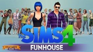 The Sims 4 #19: Катастрофический День рождения