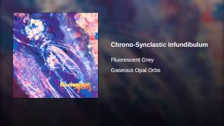 Chrono-Synclastic Infundibulum