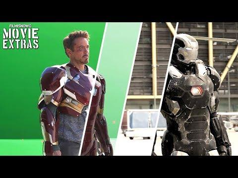 Captain America: Civil War - VFX Breakdown by Base FX (2016)