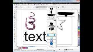 Видео уроки CorelDraw  Инструмент Кисть(Видео уроки CorelDraw, инструмент кисть, кисть в CorelDraw, рисование в CorelDraw, Автор: Наталья Шалагинова, сайт автора:..., 2013-08-17T21:18:45.000Z)
