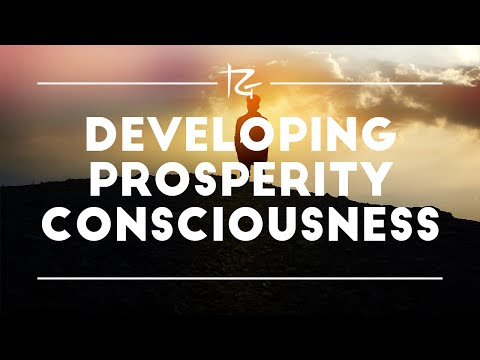 Developing Prosperity Consciousness - The Law of Attraction - Randy Gage