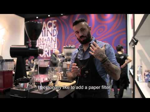 COFFEE SYPHON Pascucci Caffè