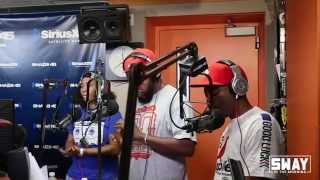 Friday Fire Cypher: BdotCroc, Blessa and Boogie featuring DJ Scratch