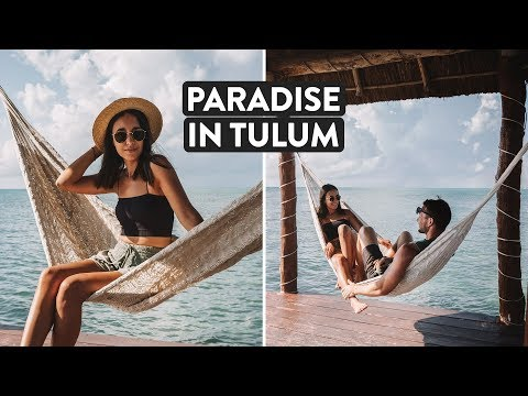 Our First ADO Bus In Mexico | Playa Del Carmen To Tulum Beach & Hotels