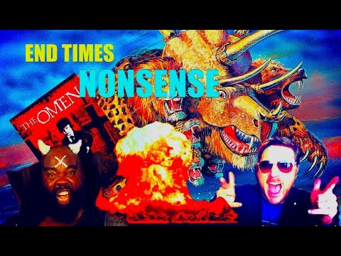 END TIMES NONSENSE DEBUNKED - Jay Dyer & John Adams