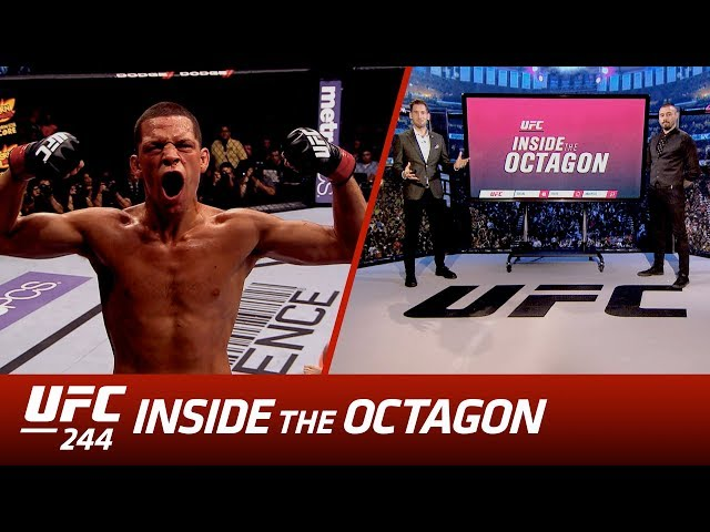 UFC 244: Inside the Octagon - Masvidal vs Diaz
