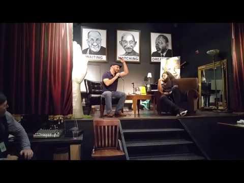 Jason Reynolds and Daniel José Older in Conversation at Busboys & Poets