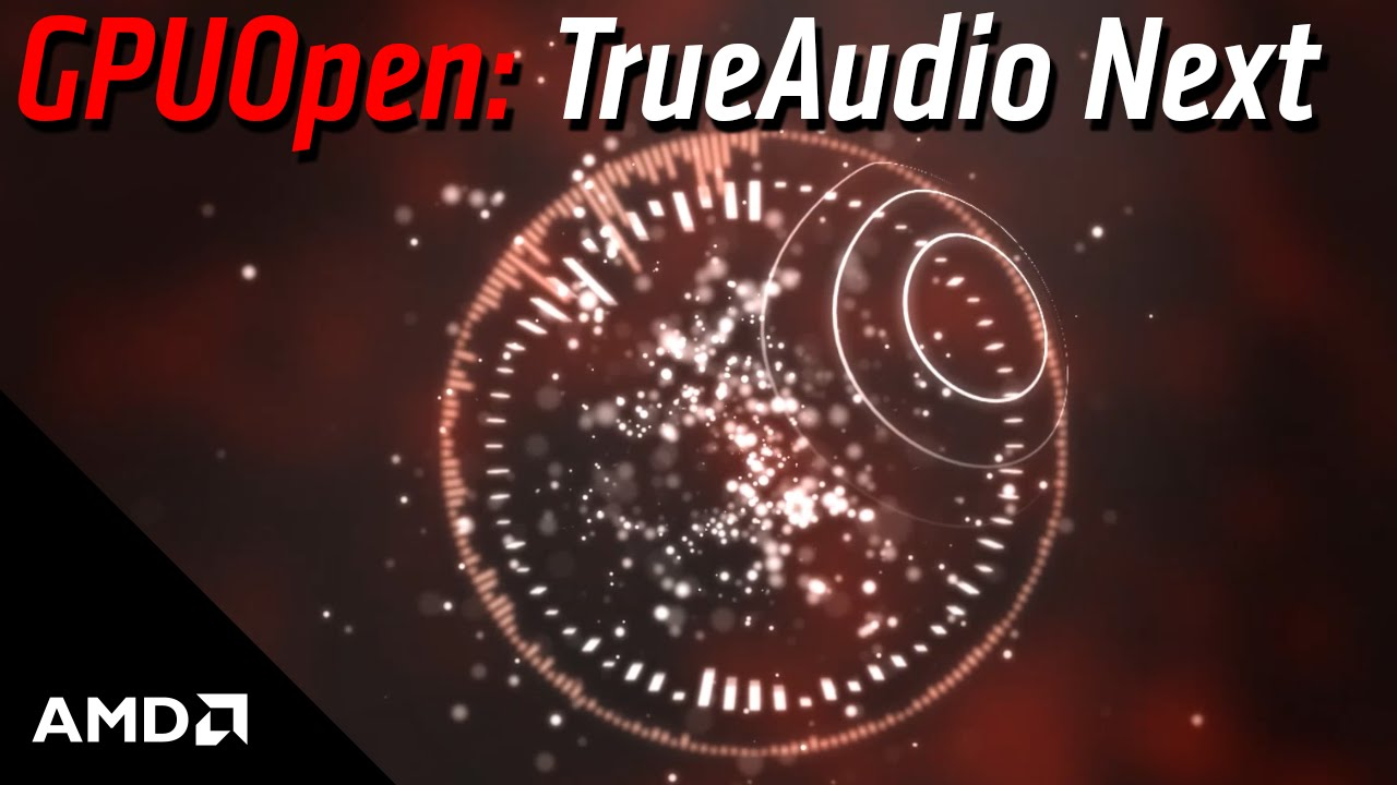 AMD Launches Open Source Ray Traced VR Audio Tech 'TrueAudio Next