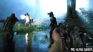 Hunt  Showdown - 10 Minutes of Gameplay Demo (New Survival Horror Game) 2018