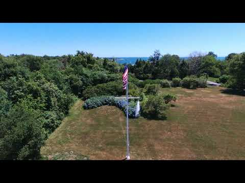 Drone Video over Jamestown