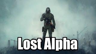 """Прохождение-стрим STALKER """"Lost Alpha"""" - Часть 1"""