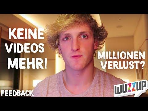 Logan Paul macht (vorerst) keine Videos mehr! – Millionen Verlust durch Skandalvideo?