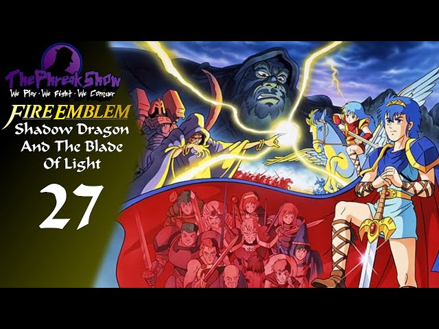 Let's Play Fire Emblem: Shadow Dragon And The Blade Of Light - Part 27 - All The Mages!