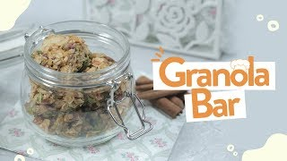 Kue Lebaran Kekinian Granola Bar | Cooking Mama