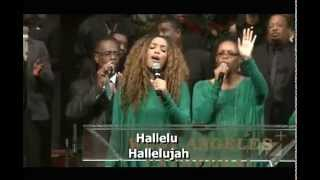 Ayanna Bereal Oh Lord We Praise Your Name West Angeles COGIC