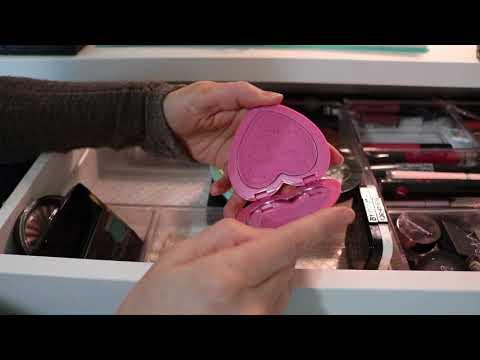 Shop My Stash | Everyday Makeup Drawer December 2017