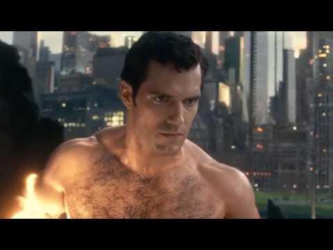 Justice League 2017 | Superman's Rebirth & Superman Vs The League | 1080p FHD