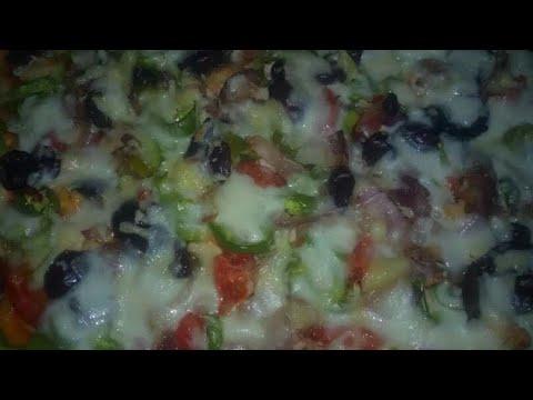 صورة  طريقة عمل البيتزا طريقة عمل البيتزا بعجينة ناجحه جدا والطعم حلو اوى طريقة عمل البيتزا من يوتيوب