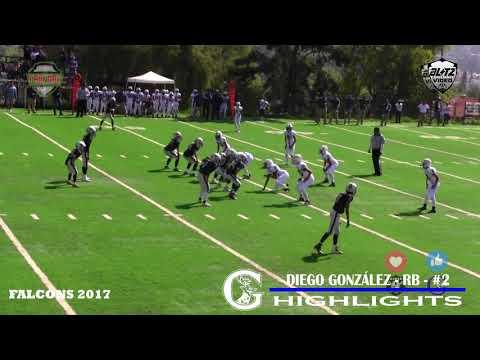 Highlights   Diego González ''Caperuzo''   RB #2   Gamos