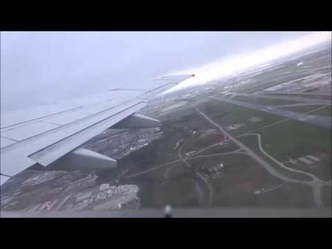 WESTJET TAKE OFF TORONTO TO NEW YORK |LGA|