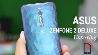 Asus Zenfone 2 Deluxe Unboxing & Features