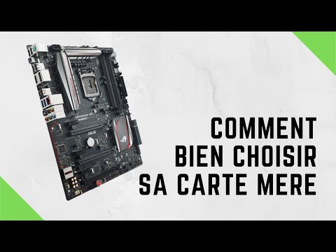 comment choisir sa carte mere TUTO COMMENT CHOISIR SA RAM   YouTube