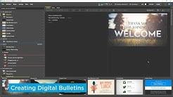 Digital Bulletins - Proclaim Monday Minute